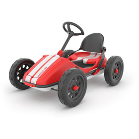 Chillafish Monzi RS Pedal Go-Kart Kinder red